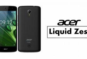 Acer Liquid Zest 4G Review