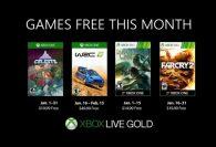 Αποκαλύφθηκαν τα Παιχνίδια Xbox One Gold για τον Ιανουάριο του 2019