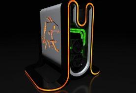 """Μια πρώτη ματιά στο νέο σχεδιασμό Mad Box"""" Gaming Console"""