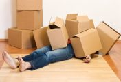 Πως να προετοιμαστείτε για μια δύσκολη μετακόμιση